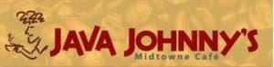Java johnny's midtowne cafe