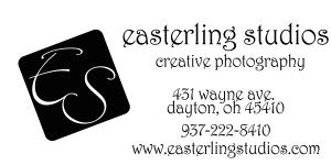 Easterling studios creative photography 431 wayne ave dayton OH 45410 937-222-8410 www.easteringstudios.com