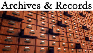Performing Arts Archives
